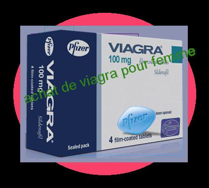 achat de viagra pour femme conception