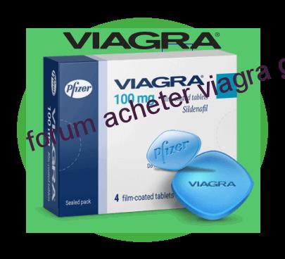 forum acheter viagra generique miroir