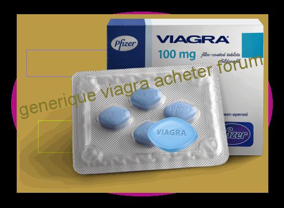 generique viagra acheter forum projet