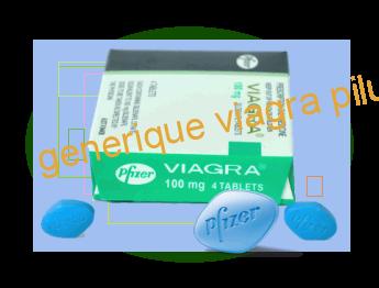 generique viagra pilule dessin