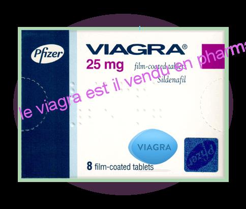 le viagra est il vendu en pharmacie image