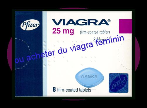 ou acheter du viagra feminin conception