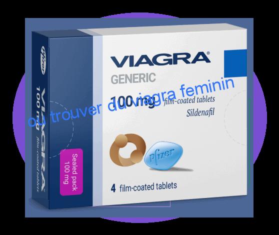 ou trouver du viagra feminin projet