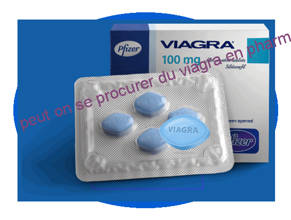 peut on se procurer du viagra en pharmacie conception