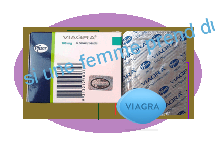 si une femme prend du viagra conception
