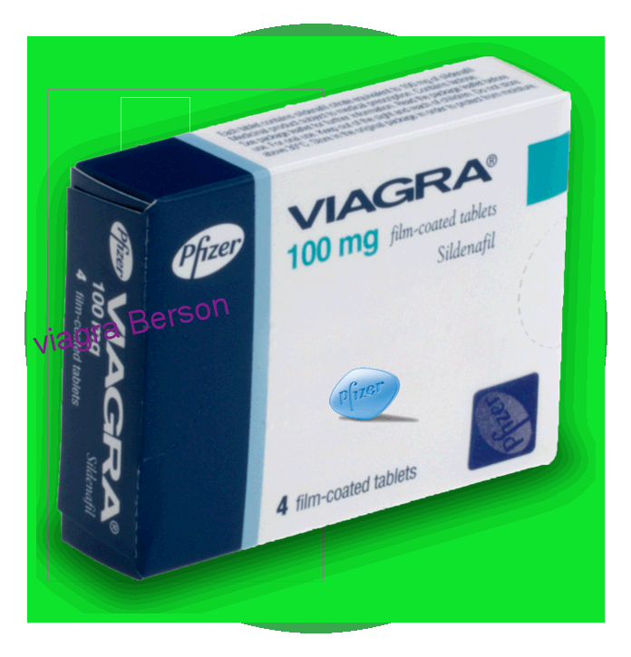 viagra Berson égratignure