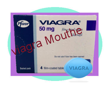 viagra Mouthe miroir