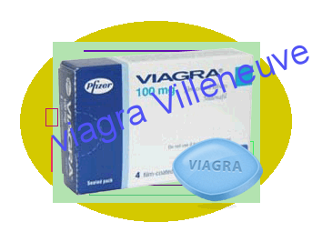 viagra Villeneuve conception